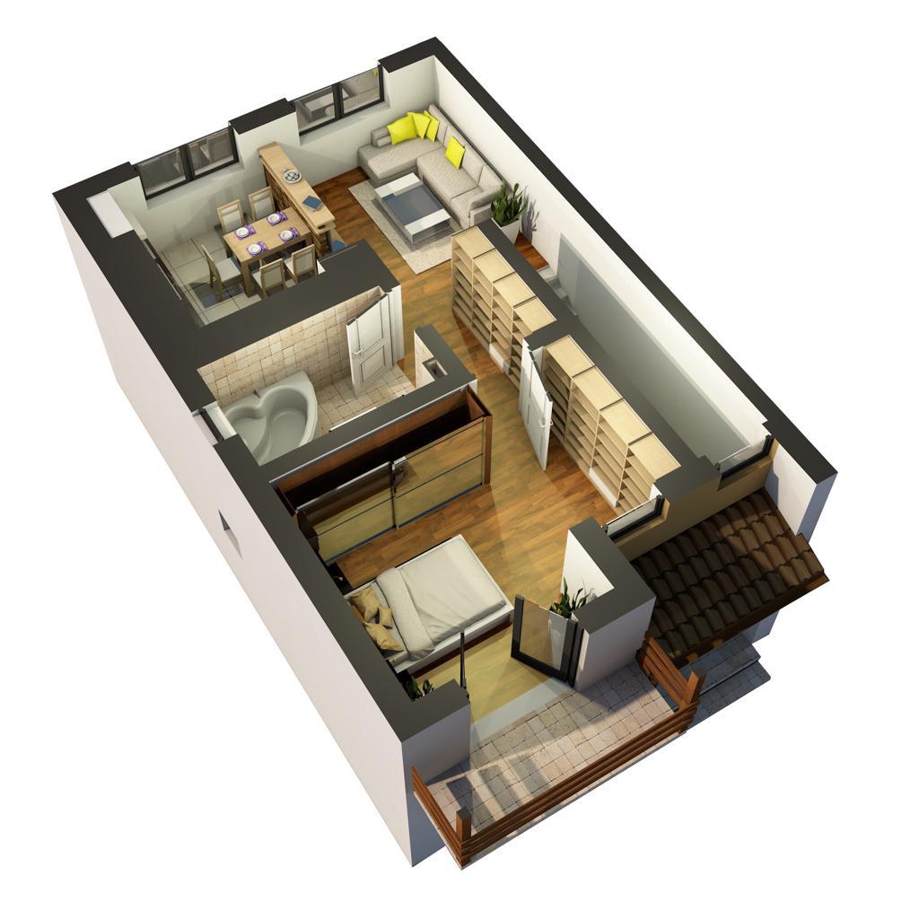 Ansamblul Premium Residence apartamente