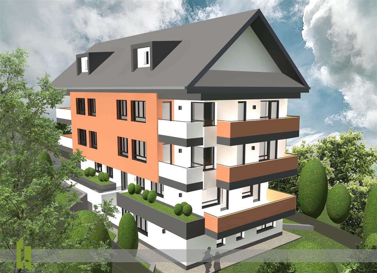 Ansamblul Casa Ta - Blocuri Tatarasi