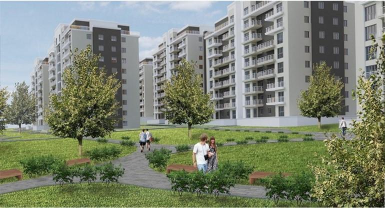 Ansamblul Green Park - Venetia