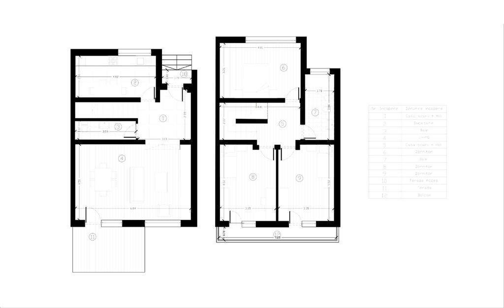 De vanzare, casa individuala, zona Pacurari-Rediu, 120 mp, curte 410 mp
