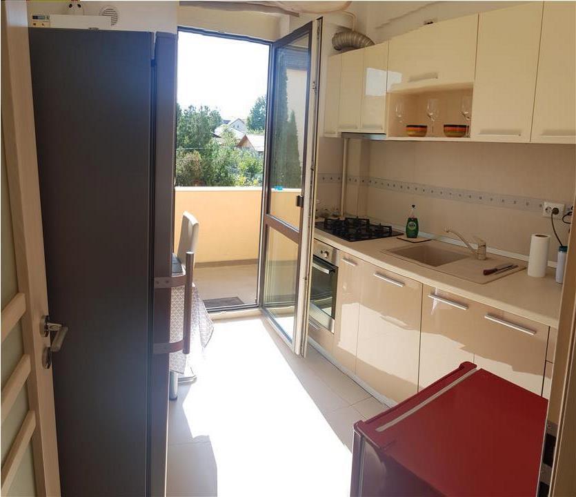Apartament de 1 camera, Visoianu