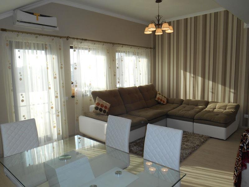 Apartament 2 cam,61 mp,bl.nou,mobilat,utilat
