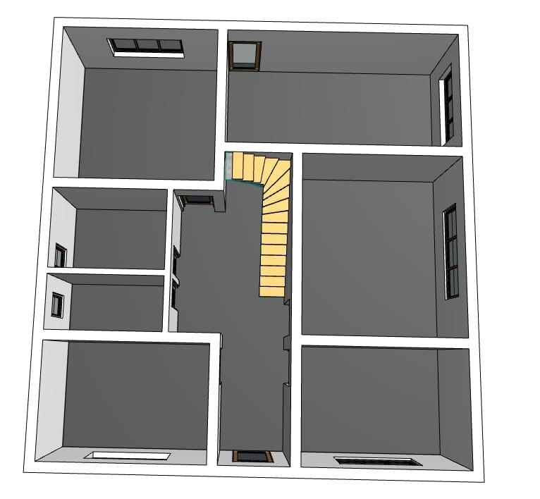 Casa individuala, Breazu, 140 mp, curte 400 mp, 2019, finisaje si dotari premium