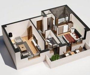 Apartament 2 camere, 57 mp, Tatarasi - Oancea