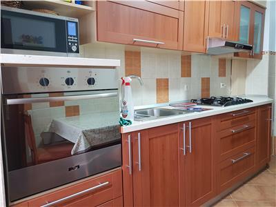 Apartament 4 camere decomandat renovat mobilat Gara