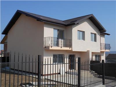 Corp vila P+M, 4 cam,constructie noua, finisat la cheie in zona capat Cug-Valea Adanca!