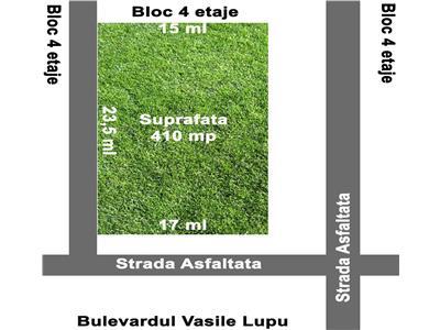 Teren de vanzare in zona Tatarasi aproape de Flora