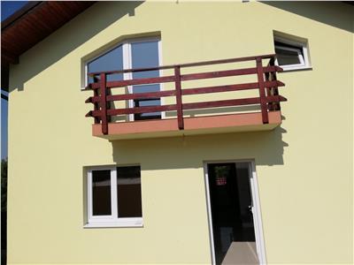 Casa individuala, Valea Lupului, 116 mp utili, curte 300 mp, la asfalt